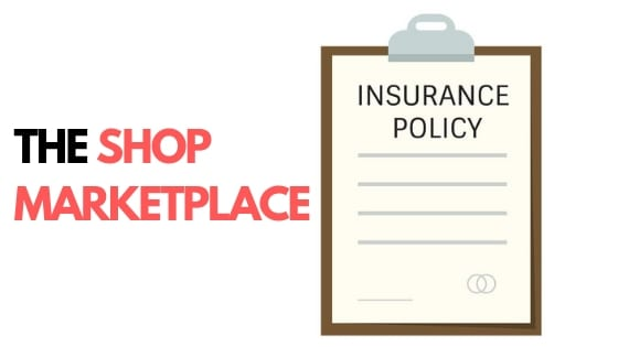 The shop marketplace - Truecoverage - shop health insurance - health insurance marketplace