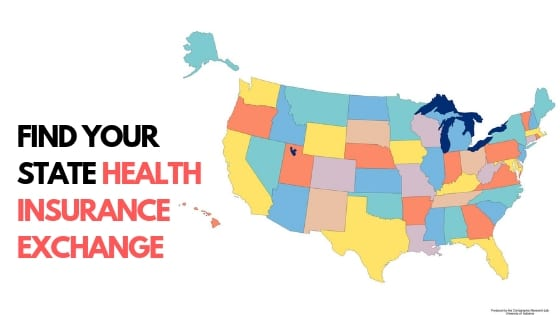 Find your state health insurance exchange - Truecoverage - shop health insurance - health insurance marketplace
