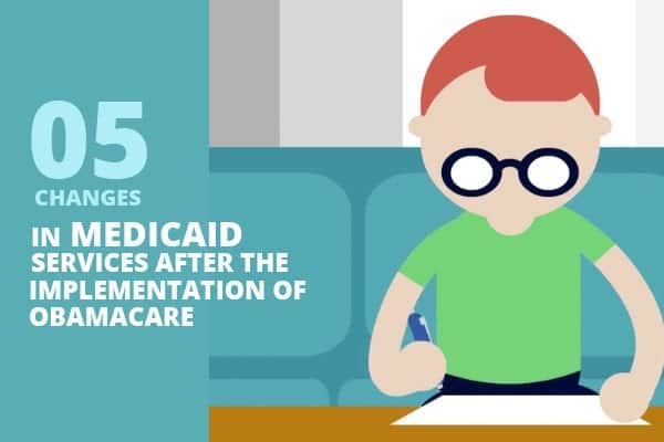 5 Changes in Medicaid After the Implementation of Obamacare