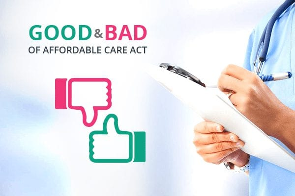 The Good(s) and Bad(s) of Affordable Care Act