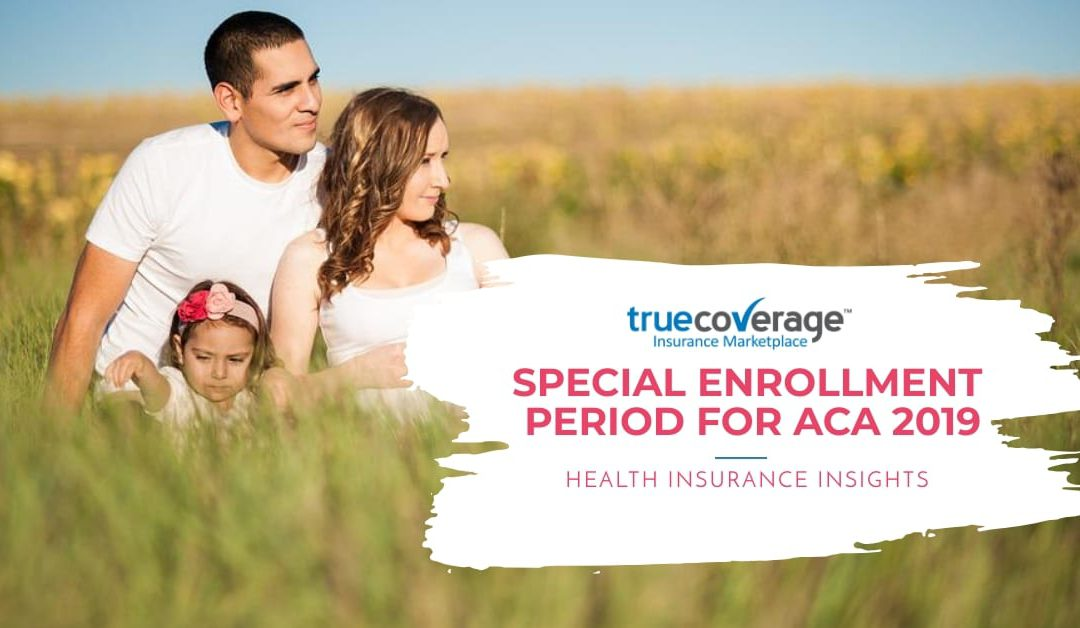 Special Enrollment Period for ACA Health Insurance
