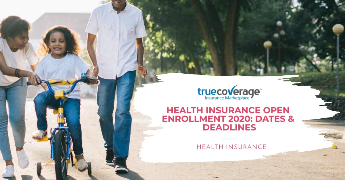 health insurance open enrollment period 2019-2020
