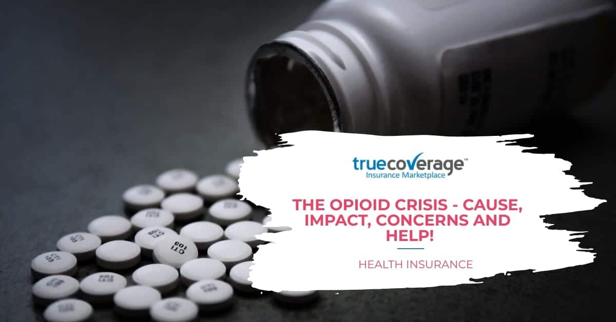 The Opioid crisi causes, impact and help