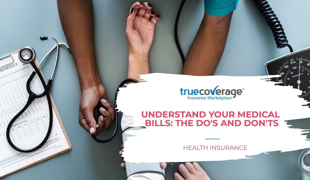 Understand your medical bill