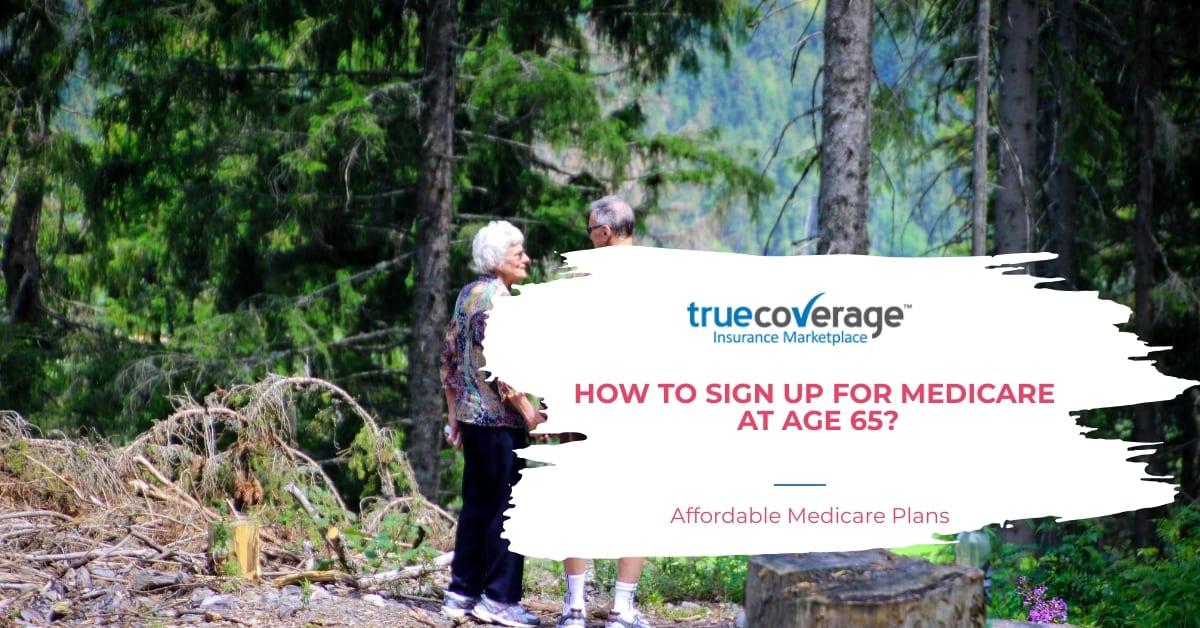 How to enroll for medicare plan at the age of 65 poster