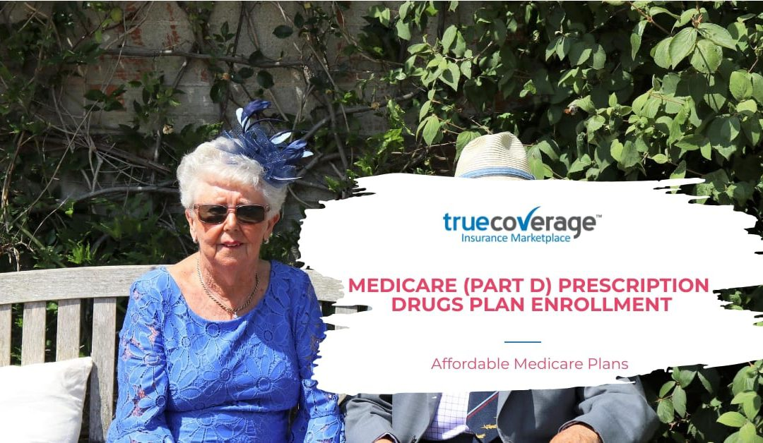 Medicare (Part D) Prescription Drugs Plan Enrollment