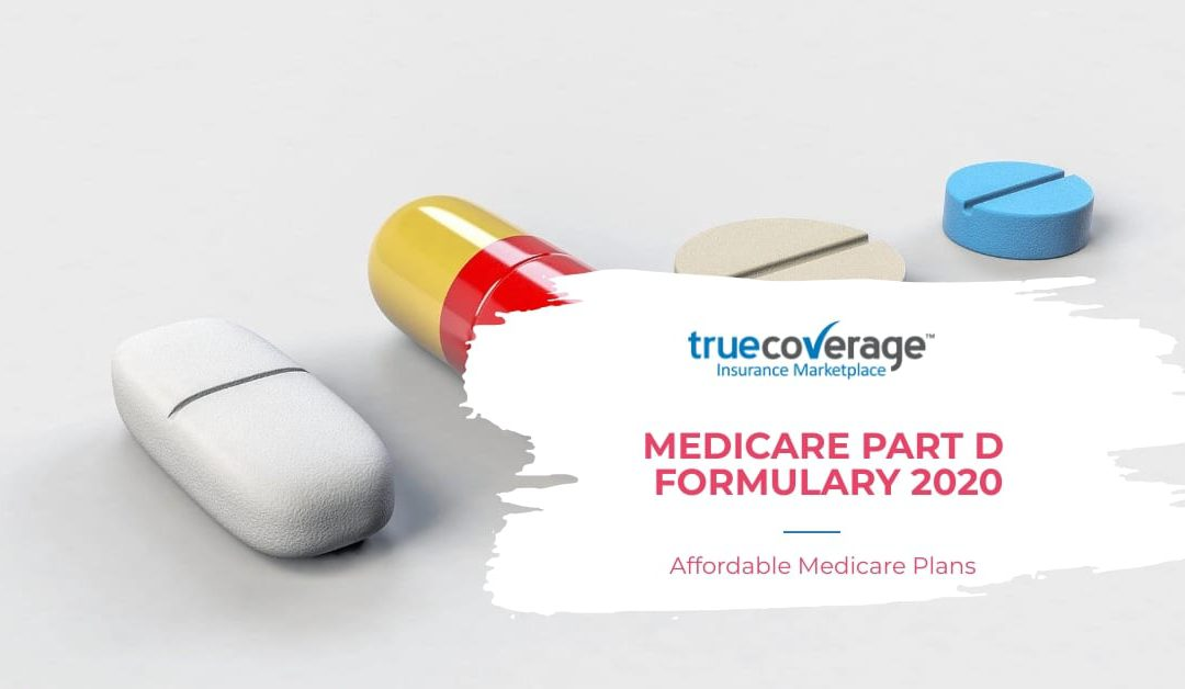 Medicare Part D formulary 2020