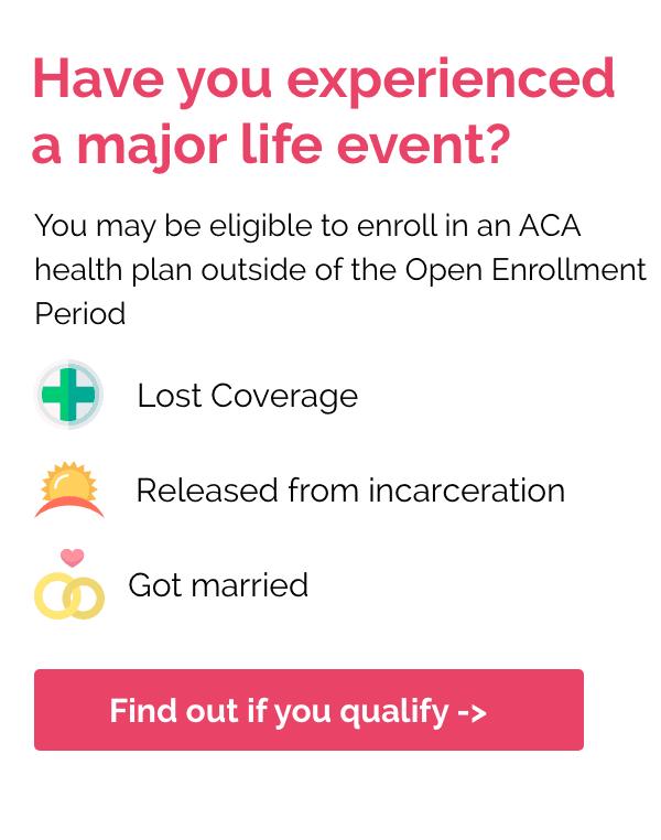ACA insurance widget