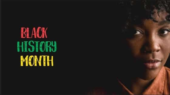 African American history month – Black history month