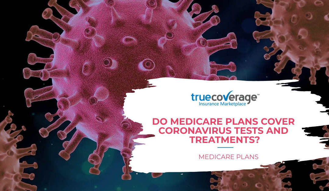 Do medicare plans cover Coronavirus tests and treatments?