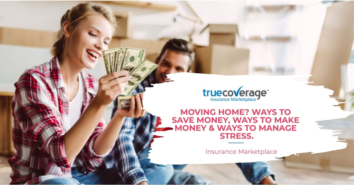 how to save money when moving home