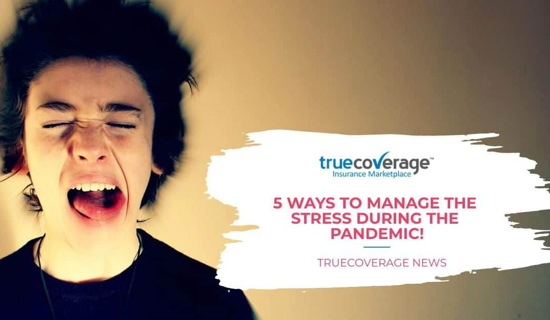 How to manage the stress during the pandemic? Don't worry about worrying