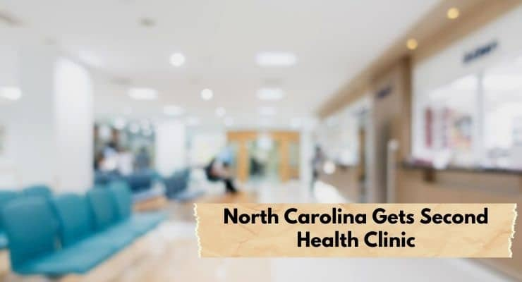 North Carolina Gets Second Health Clinic by Michael Jordan.