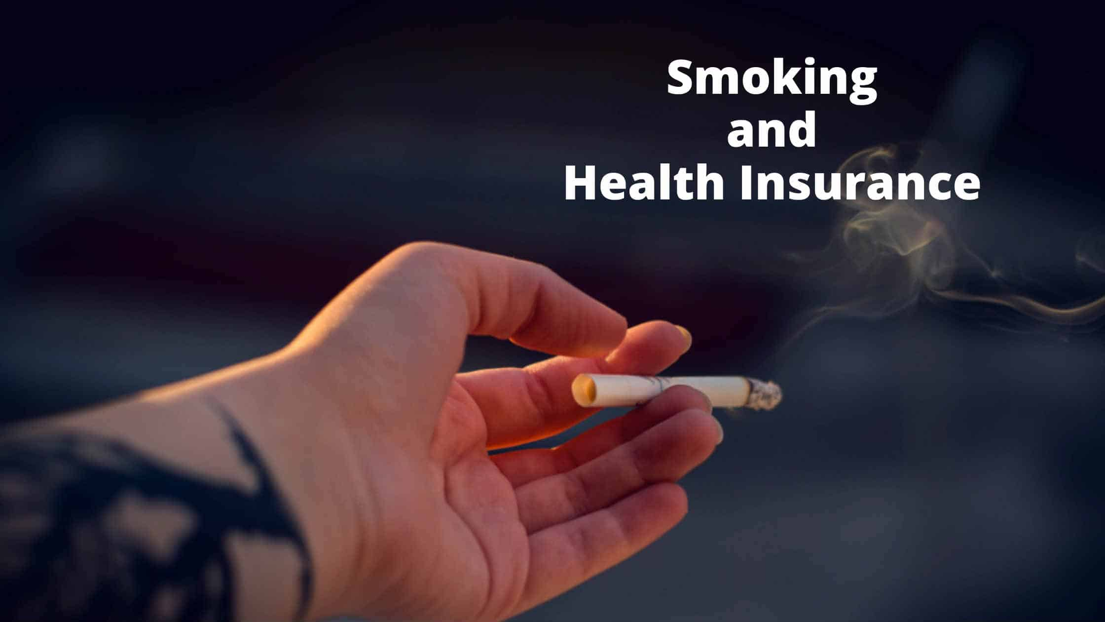 Smoking and Health Insurance