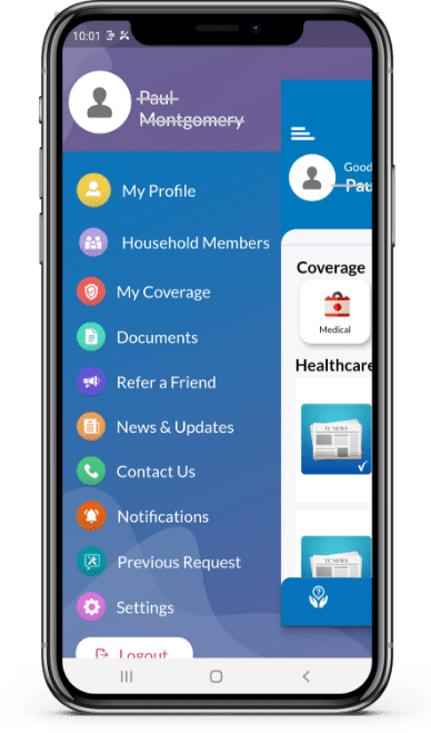 TrueCoverage Mobile App