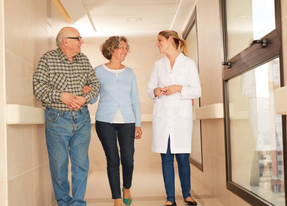 New guidance for visiting loved ones in nursing homes. CMS announces revised visitation recommendations