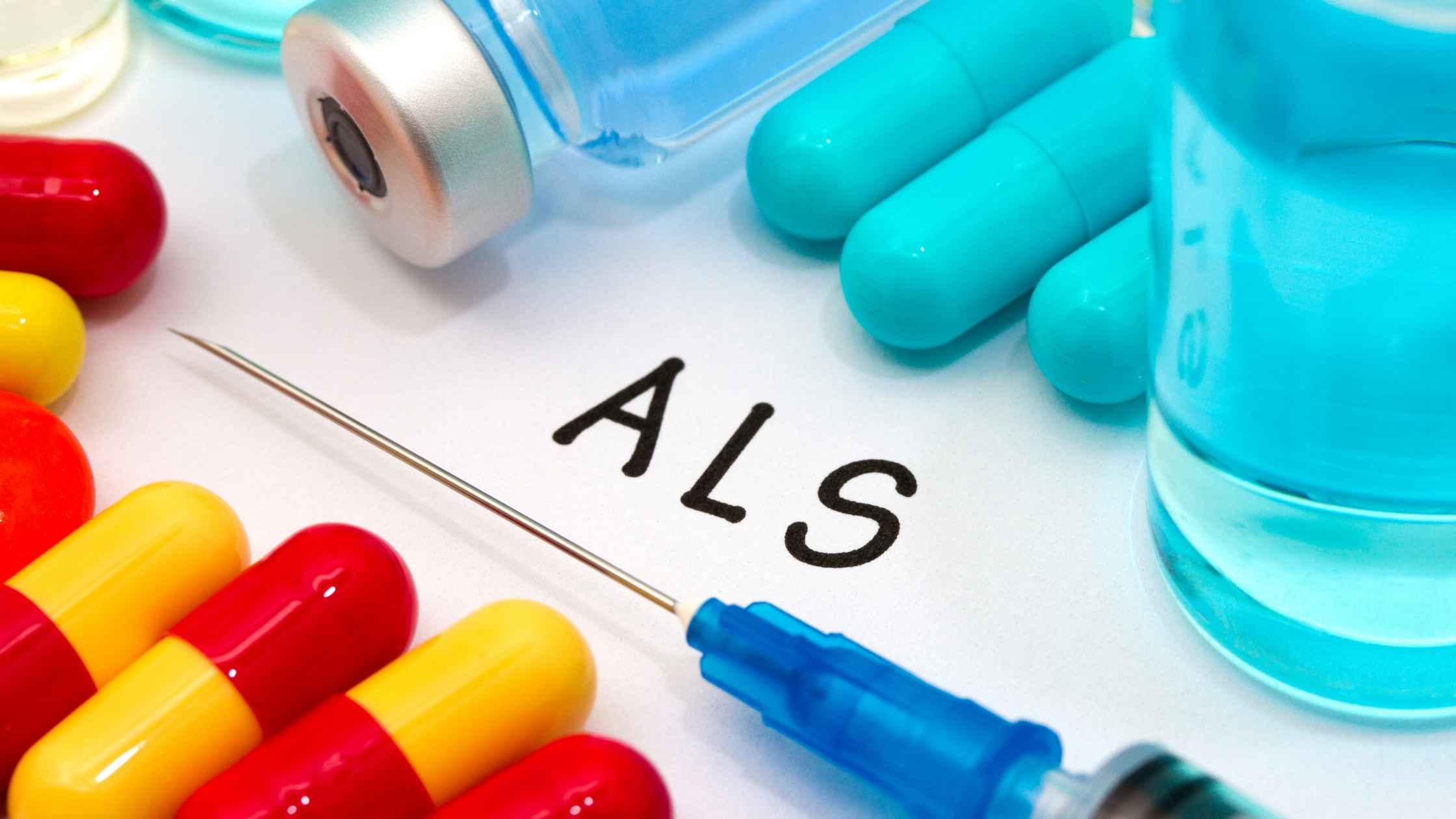 ALS Medicare Medicaid