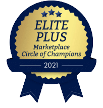 TrueCoverage earned the Elite Plus Circle of Champions award