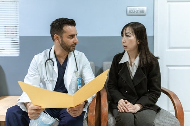 How quickly must I pay for my visit to the hospital?